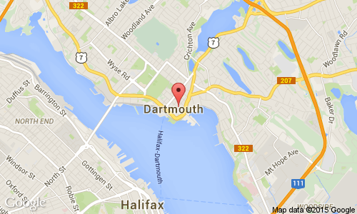 Map Of Dartmouth Ns Dartmouth, Nova Scotia (Portland Street) office of Stan Hopkins